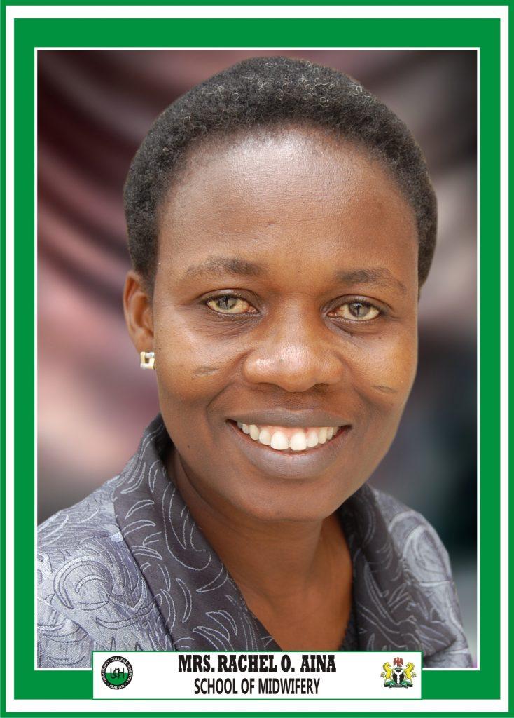 Mrs Rachel O. Aina
