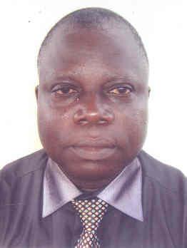 DR. JOHN A. OLANIYI