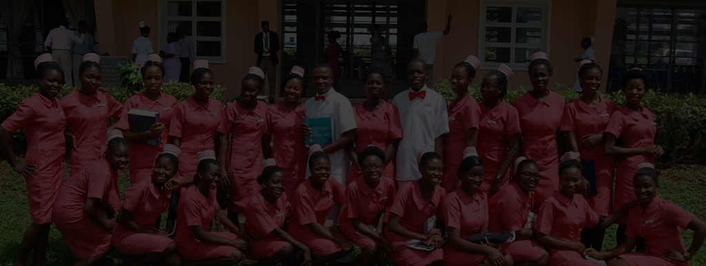 2020 ENTRANCE EXAMINATION INTO THE  SCHOOL OF NURSING AND THE POST BASIC SCHOOLS