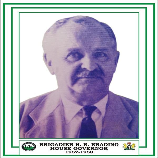Brigadier N.B. Brading