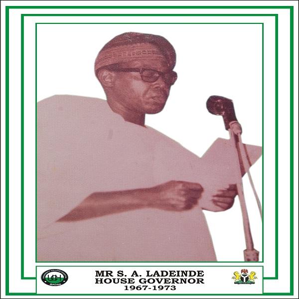 Mr S.A. Ladeinde