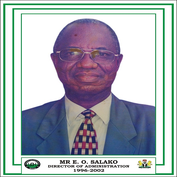 Mr E. O. Salako