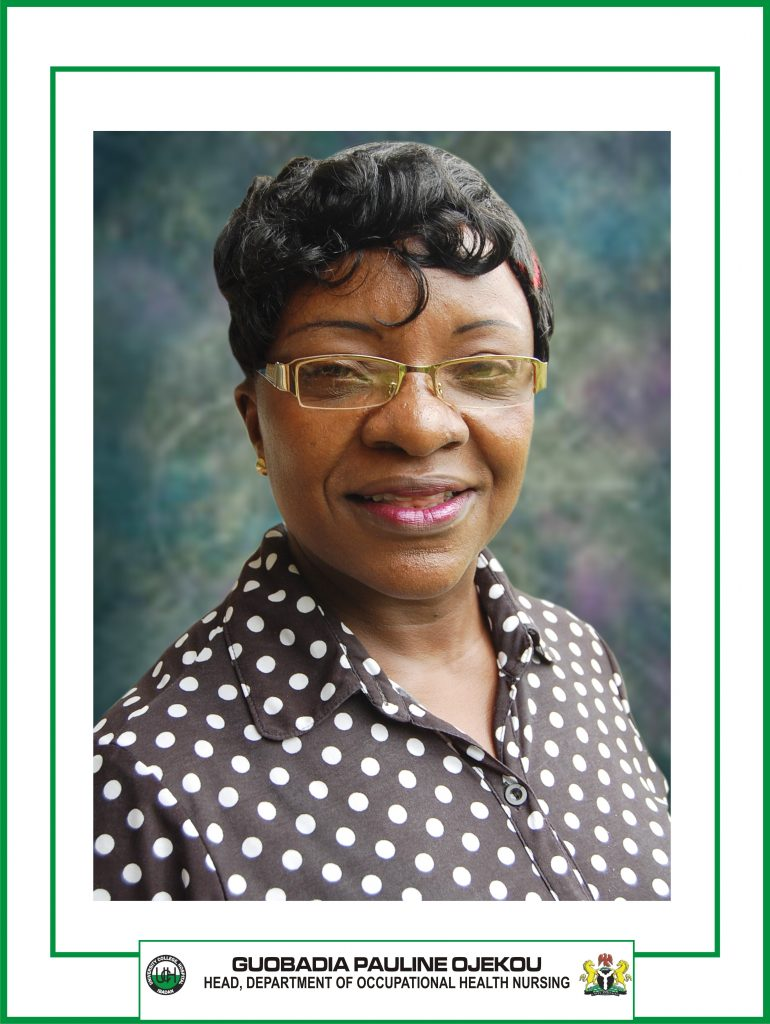 Mrs Pauline Ojekou Guobadia