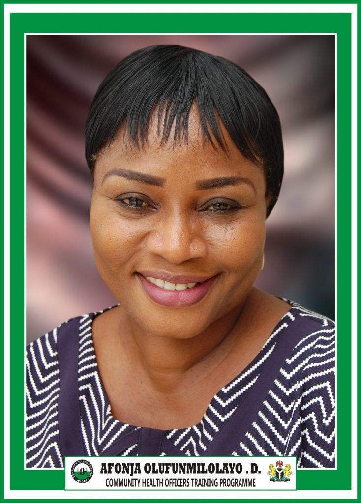 Mrs. Olufunmilayo D. Afonja