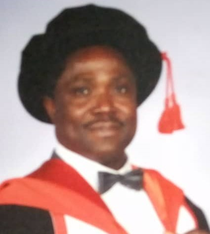 DR. OLUSHOLA IBIYEMI