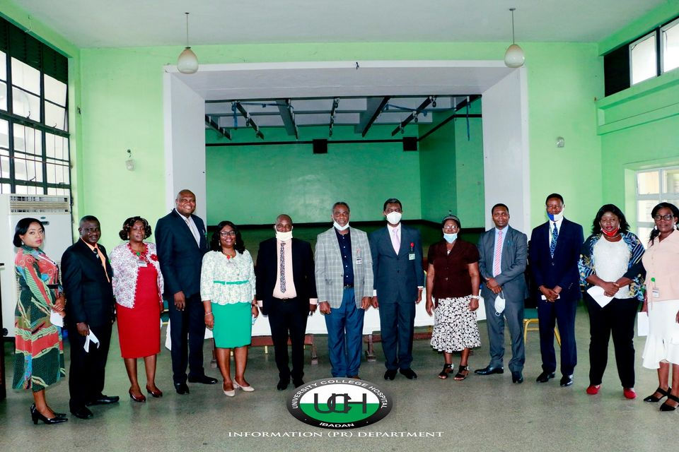 UCH Inaugurates Anti Corruption and Transparency Unit.
